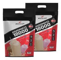 Kit 2x Hard Mass 18000 3Kg - Body Action -