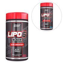 Kit 2x Lipo 6 Black Ultra Concentrado 125g - Nutrex -
