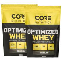 Kit 2x Optimized Whey - Core Nutrition -