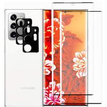 Kit 2x Película Tela 5D Nano Galaxy Note 20 Ultra + 2x Películas de Câmera - Jfo.Comercio