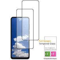 Kit 2x Película Vidro 3D Motorola One Action + Kit Aplicação - Encapar
