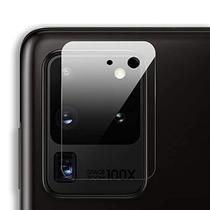 Kit 2x Películas Câmera Vidro Lente Galaxy S20 Ultra + Kit Aplicação - Encapar