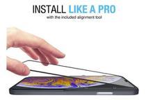 Kit 2x Películas Vidro 3d Cobre 100% Iphone Xs + Kit Limpeza - Reparocell