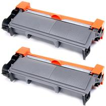 kit 2x / Toner Compatível Brother TN-660 TN-2370 TN-2370  / DCP-L2540 L2540DW MFC-L2740DW L2720DW - Premium*