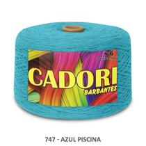 kit 3 Barbante Cadori N06 - 1,8KG Azul Piscina -