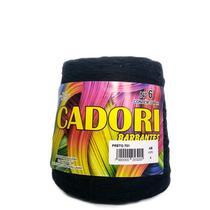 kit 3 Barbante Cadori N06 - 700m Preto -