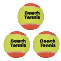 Kit 3 Bolas De Beach Tennis Lcm -