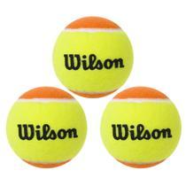 Kit 3 Bolas de Beach Tennis Wilson Tour Premier -