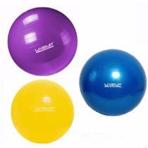 Kit 3 Bolas Suíças KL Master Liveup Pilates Yoga Ginástica - Kl Master Fitness
