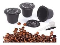 Kit 3 Cápsulas Nespresso Reutilizável + Dosador - Groto Store