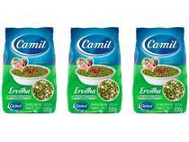 Kit 3 Ervilha 500g Camil -