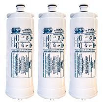 Kit 3 Filtro Refil para Purificador de Água New Up - Wfs
