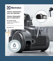 Kit 3 Filtros para Aspirador de pó EAS30 e EAS31 (FAS30) - Electrolux
