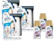 Kit 3 Glade Automatic Aparelho + 3 Refil Perfume Ambientes - Johnson