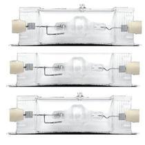 Kit 3 Lâmpadas Metálica Azul R7s LLUM - 150W -