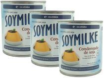 Kit 3 Leite Condensado de Soja Vegano Sem Glúten Soymilke - Olvebra