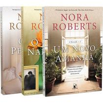 kit 3 livros a pousada NORA ROBERTS Um novo amanhã + O Eterno Namorado + O PAR PERFEITO - Arqueiro