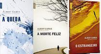 Kit 3 livros albert camus a queda + a morte feliz + o estrangeiro - Bestbolso