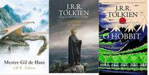 Kit 3 livros mestre gil de ham + filhos de hurin + o hobbit - Wmf Martins Fontes