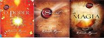 Kit 3 Livros Rhonda Byrne Segredo Magia Poder - Sextante