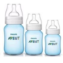 Kit 3 Mamadeira Classic 125, 260, 330ML Philips AVENT