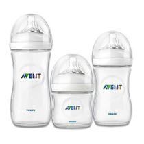 Kit 3 Mamadeiras Petala - Philips AVENT