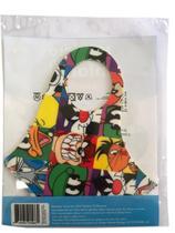 Kit 3 Mascaras de Proteção Neoprene Infantil Looney Tunes - B3 Farma