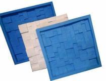 Kit 3 Moldes Grandes - Silicone Gesso 3D - Mosaico - Invertida - Almofada - Xmoldes Formas 3D