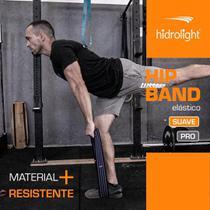 Kit 3 Peças Hip Band Elástico Hidrolight Pro - Exercícios -