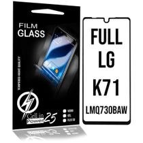 KIT 3 Película De Vidro 3D LG K71 LMQ730BAW (Tela 6.8) CELL IN POWER 25 Cobre A 100% - Cell In Power25