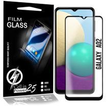 KIT 3 Película De Vidro 3d Samsung A02 SM-A022M (Tela 6.5) Cobre A 100% CELL IN POWER25 -