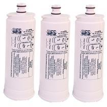 Kit 3 Pré Filtro Refil para Purificador de Água IBBL - Pré - BDF - PFN - Wfs