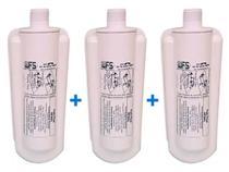 KIT 3 Refil Filtro P/ Purificador De Água Latina PA335 PA355 - Wfs