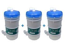 KIT 3 Refil Filtro para Purificador Leaf Pury - Bbi