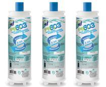 Kit 3 Refil Filtro Purificador De Água Ibbl fr600 Speciale Immaginare Exclusive Expert - Policarbon
