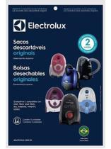 Kit 3 Saco Descartável P/ Aspirador Eletrolux One - Max Trio -