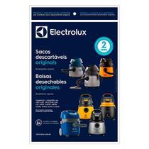 Kit  3 Sacos Descartáveis aspiradores Electrolux  a10/flex -