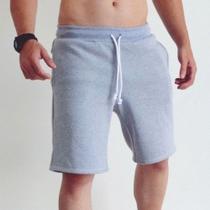 Kit 3 Shorts Moletom Masculina Bermuda Academia Esporte - M - JinkingStore