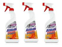 Kit 3 Tira Limo Limpa Box Rejuntes Banheiro Spray Cloro Ativo - Start Química