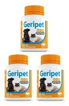 Kit 3 Unidades Geripet 30g (30 Comprimidos) - Vetnil