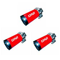 Kit 3 Unidades - Mini Compressor 12V - DNI 8010 -