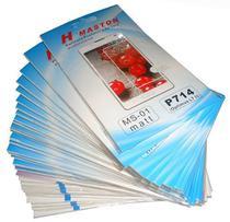 kit 32 Películas  Protetora de Tela Plastico LG Optimus L7 II P714 - H' Maston