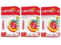 Kit 3x Lavitan Energia Total 180 Comprimidos - Cimed