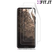 Kit 3X Películas Gel Transparente Motorola One Action 2019 - FIT.IT -