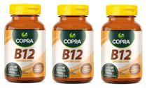Kit 3x Vitamina B12 (3x 60 cápsulas) - Copra -