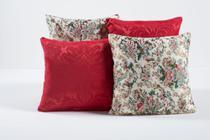Kit 4 Almofadas Jacquard Decorativas Sala Sofa Estampa 06 - Alessandra Enxovais