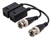 Kit 4 Baluns Multi Hd Câmeras 4k Ultra Hd Vb 501 P Intelbras -