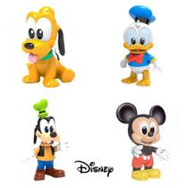 kit 4 bonecos  Turma do Mickey - Lider