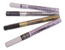 Kit 4 Canetas Permanente Tipo Spray Pen Touch - Sakura -