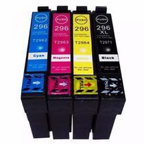 Kit 4 Cartucho Compatível Epson T2971 T2962 T2962 T2964 Para XP-231 XP-241 XP-431 XP-441 - Premium